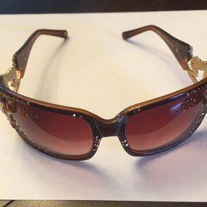 J C Jimmy crystallized with Swarovski glasses
